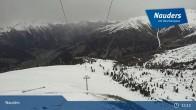 Archiv Foto Webcam Bergstation Zirmbahn (Nauders) 07:00