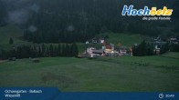Archived image Webcam Hochoetz Wiesen Ski lift 21:00