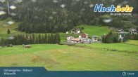 Archived image Webcam Hochoetz Wiesen Ski lift 03:00