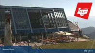 Archiv Foto Webcam Axamer Lizum: Blick vom Panoramarestaurant Hoadl-Haus 03:00