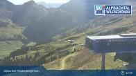 Archiv Foto Webcam Bergstation Pöglbahn am Wiedersbergerhorn 07:00