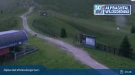 Archived image Webcam Top Station Pöglbahn, Wiedersbergerhon 21:00