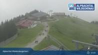 Archived image Webcam Top Station Pöglbahn, Wiedersbergerhon 07:00