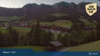 Archived image Webcam Feilmoos at Alpbachtal valley 21:00
