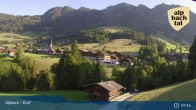 Archived image Webcam Feilmoos at Alpbachtal valley 01:00