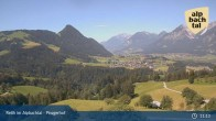 Archiv Foto Webcam Pinzgerhof - Brunnerberg 05:00