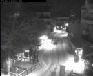 Archived image Webcam Mallnitz Train Station 22:00