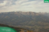 Archived image Webcam Lurnfeld at Mölltal valley 10:00