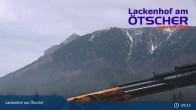 Archived image Webcam Base station Eibenkogl 03:00