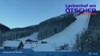 Archiv Foto Webcam Lackenhof am Ötscher - Eibenkogl Bergstation 19:00