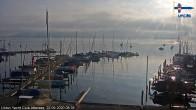Archiv Foto Webcam Union Yacht Club Attersee 02:00