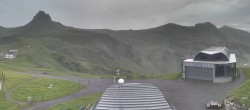 Archived image Webcam Panoramic View Damüls – Top station Uga Express 00:00
