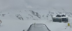 Archiv Foto Webcam Panoramakamera Damüls – Bergstation Uga Express 06:00