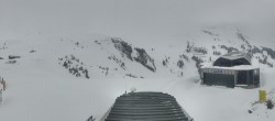 Archiv Foto Webcam Panoramakamera Damüls – Bergstation Uga Express 10:00