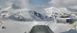 Archiv Foto Webcam Panoramakamera Damüls – Bergstation Uga Express 12:00