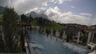Archiv Foto Webcam Kastelruth: Abinea Dolomiti Romantic Spa Hotel 06:00