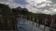 Archiv Foto Webcam Kastelruth: Abinea Dolomiti Romantic Spa Hotel 10:00