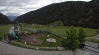 Archiv Foto Webcam Familienhotel Huber in Südtirol 08:00