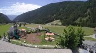 Archiv Foto Webcam Familienhotel Huber in Südtirol 06:00