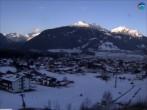 Archived image Webcam Wetterstein - Ehrwald Ski Resort 02:00