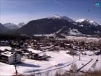 Archived image Webcam Wetterstein - Ehrwald Ski Resort 06:00