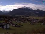 Archiv Foto Webcam Wettersteinbahnen Ehrwald 07:00