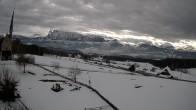 Archiv Foto Webcam Ritten - Klobenstein (Kematen) - 1.330 m 04:00