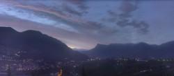 Archiv Foto Webcam Panoramakamera Schenna 05:00
