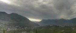 Archiv Foto Webcam Panoramakamera Schenna 07:00