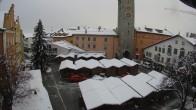 Archiv Foto Webcam Stadtplatz Sterzing | Piazza Città Vipiteno 02:00