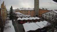 Archiv Foto Webcam Stadtplatz Sterzing | Piazza Città Vipiteno 04:00