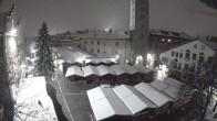 Archiv Foto Webcam Stadtplatz Sterzing | Piazza Città Vipiteno 12:00