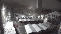 Archiv Foto Webcam Stadtplatz Sterzing | Piazza Città Vipiteno 14:00