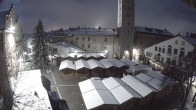 Archiv Foto Webcam Stadtplatz Sterzing | Piazza Città Vipiteno 00:00