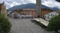 Archiv Foto Webcam Stadtplatz Sterzing | Piazza Città Vipiteno 06:00