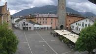 Archiv Foto Webcam Stadtplatz Sterzing | Piazza Città Vipiteno 08:00