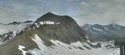 Archiv Foto Webcam Wintersport Tirol - Bergstation Fernau 02:00