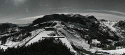 Archiv Foto Webcam Nassfeld: Panoramakamera Tressdorfer Höhe 18:00