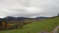 Archived image Webcam Hotel Allgäuhaus Wertach 03:00