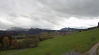 Archived image Webcam Hotel Allgäuhaus Wertach 07:00