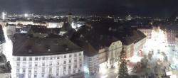 Archiv Foto Webcam Graz Rathaus 20:00