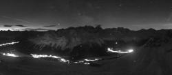 Archiv Foto Webcam St. Moritz / Piz Nair Bergstation 05:00