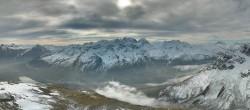 Archiv Foto Webcam St. Moritz / Piz Nair Bergstation 04:00