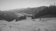 Archiv Foto Webcam Skigebiet Weissensee - Bergstation 00:00