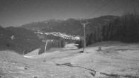Archiv Foto Webcam Skigebiet Weissensee - Bergstation 12:00