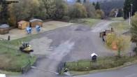 Archiv Foto Webcam Skigebiet Champ du Feu - Talstation 08:00