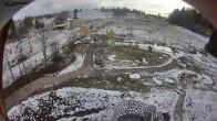 Archiv Foto Webcam Skigebiet Champ du Feu 08:00