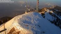 Archiv Foto Webcam Monte Panarotta - Bergstation 02:00