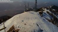 Archiv Foto Webcam Monte Panarotta - Bergstation 06:00