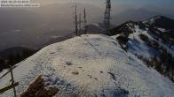 Archiv Foto Webcam Monte Panarotta - Bergstation 08:00